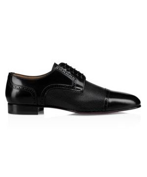 Eygeny Leather Wingtip Oxford Dress Shoes