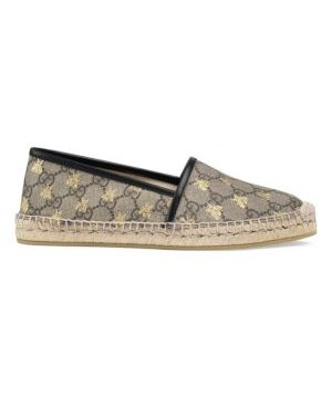 GG Supreme Bees Espadrilles