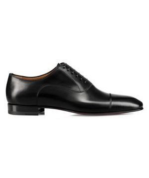 Grecco Leather Oxford Dress Shoes