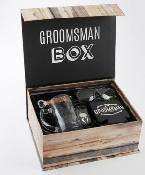 Groomsmen Gift Box Kit