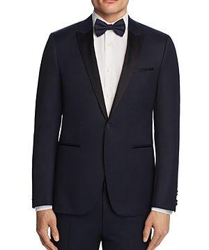 Hugo Astiane Slim Fit Tuxedo Jacket