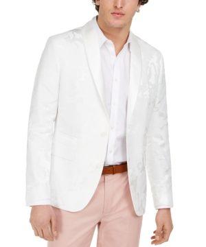 Inc Men's Slim-Fit Owen Jacquard Blazer, Created for Macy's