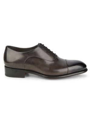 Isaac Leather Oxford Dress Shoes
