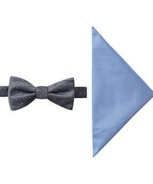 JF J.Ferrar Dots Bow Tie Set, One Size , Blue