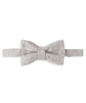 Large Silk Tonal Bow Tie