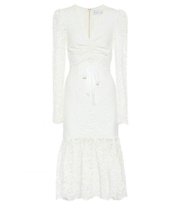 Le Saint lace dress