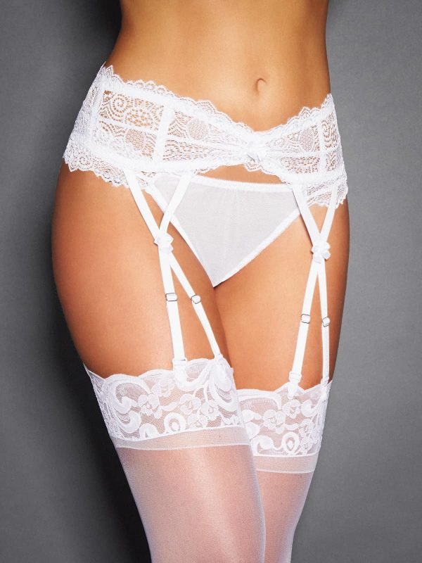 Louise Garter with Delicate Lace FINAL CLEARANCE