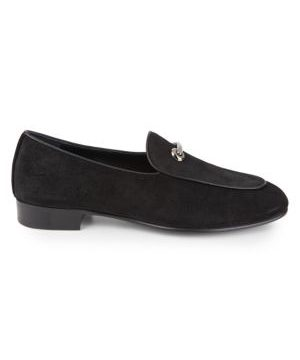 Lyl Suede Dress Shoes