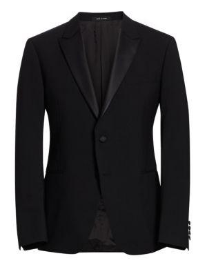 M Line Stretch Wool Tuxedo