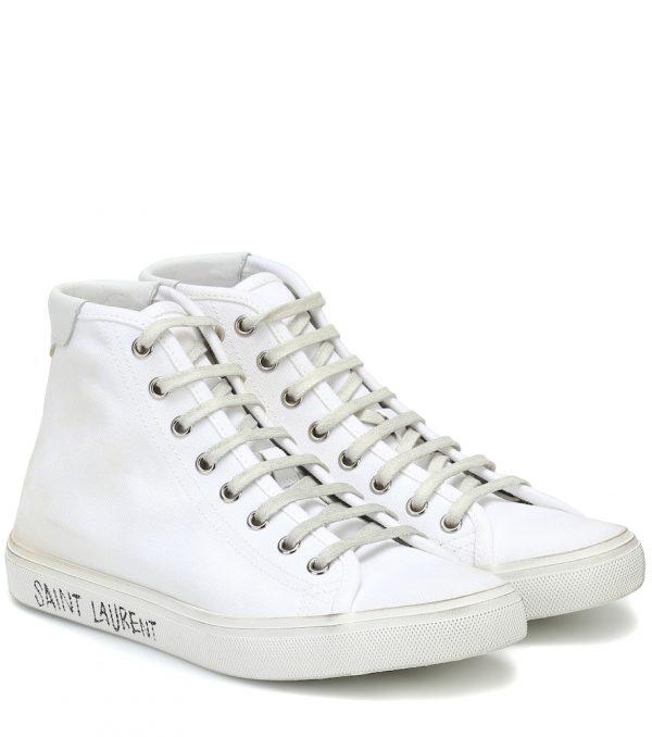 Malibu canvas sneakers