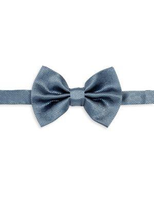 Neat Dot Silk Bow Tie