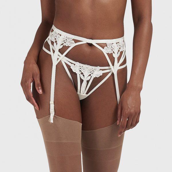 Nova Suspender Ivory