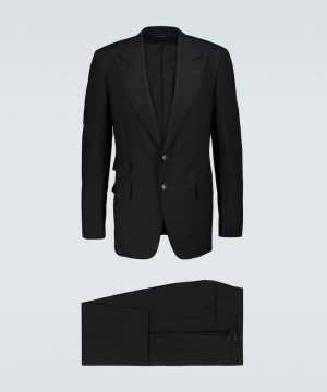 Shelton wool suit