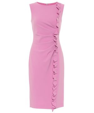 Sierra cady midi dress