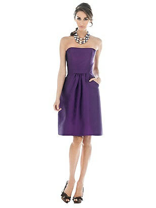 Special Order Alfred Sung Bridesmaid Dress D510