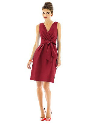 Special Order Alfred Sung Bridesmaid Dress D595