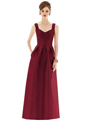 Special Order Alfred Sung Bridesmaid Dress D659