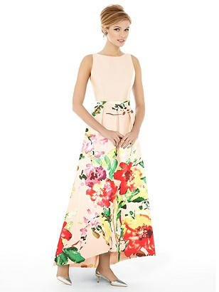 Special Order Alfred Sung Bridesmaid Dress D706CP
