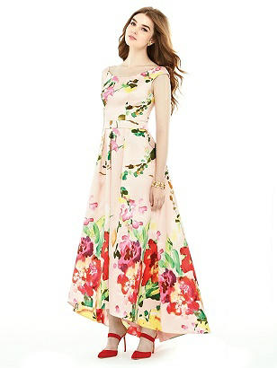 Special Order Alfred Sung Bridesmaid Dress D722FP