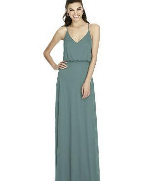 Special Order Alfred Sung Bridesmaid Dress D739