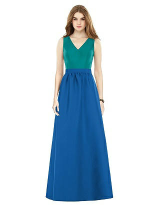 Special Order Alfred Sung Bridesmaid Dress D752