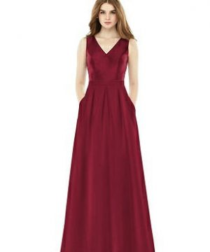 Special Order Alfred Sung Bridesmaid Dress D753