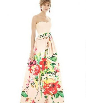Special Order Alfred Sung Bridesmaid Dress D755CP