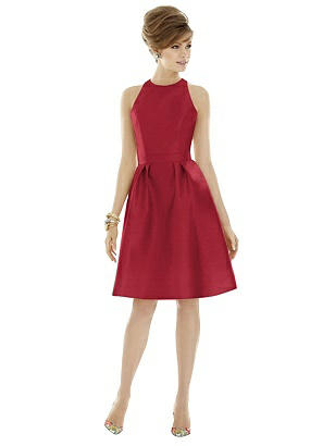 Special Order Alfred Sung Bridesmaid Dress D757