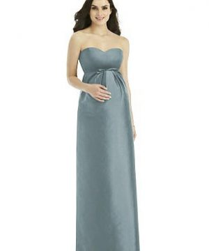 Special Order Alfred Sung Maternity Bridesmaid Dress Style M435
