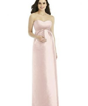 Special Order Alfred Sung Maternity Bridesmaid Dress Style M436