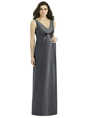 Special Order Alfred Sung Maternity Bridesmaid Dress Style M438