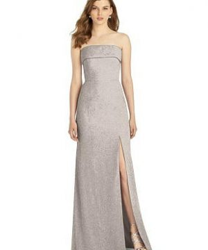 Special Order Bella Bridesmaid Shimmer Dress BB124LS