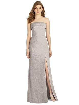 Special Order Bella Bridesmaid Shimmer Dress BB124LS