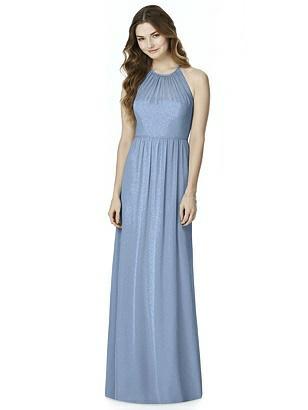 Special Order Bella Bridesmaids Shimmer Dress BB100LS