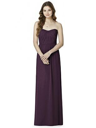 Special Order Bella Bridesmaids Shimmer Dress BB101LS