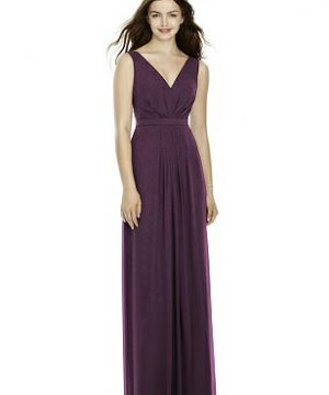 Special Order Bella Bridesmaids Shimmer Dress BB103LS