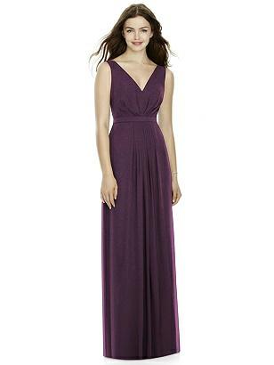 Special Order Bella Bridesmaids Shimmer Dress BB103LS