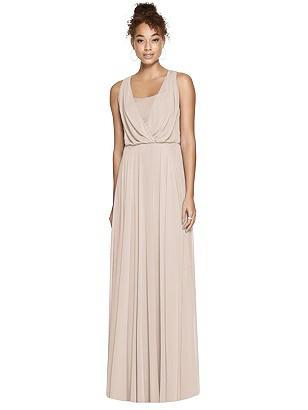 Special Order Dessy Bridesmaid Dress 3006