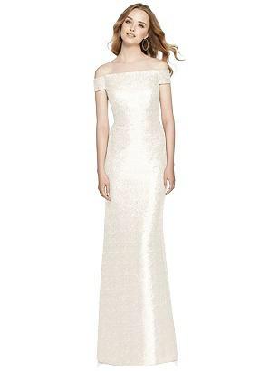 Special Order Dessy Bridesmaid Dress 3011