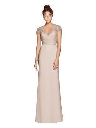 Special Order Dessy Bridesmaid Dress 3023