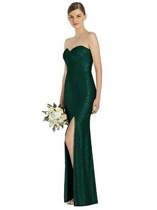 Special Order Dessy Bridesmaid Dress 3037