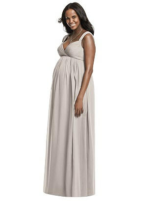 Special Order Dessy Collection Maternity Bridesmaid Dress M433