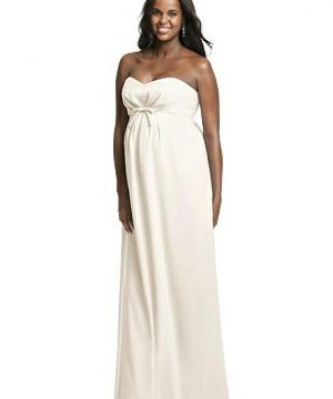 Special Order Dessy Collection Maternity Bridesmaid Dress M434
