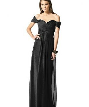 Special Order Dessy Shimmer Bridesmaid Dress 2844LS