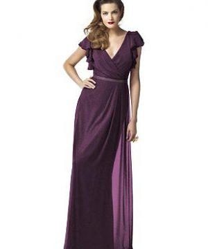 Special Order Dessy Shimmer Bridesmaid Dress 2874LS