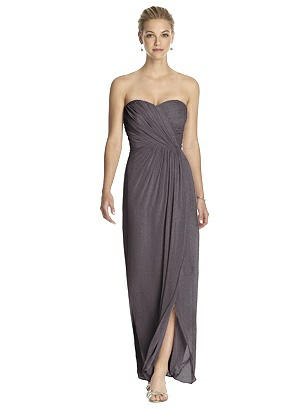 Special Order Dessy Shimmer Bridesmaid Dress 2882LS