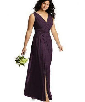 Special Order Dessy Shimmer Bridesmaid Dress 2894LS