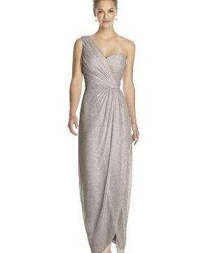 Special Order Dessy Shimmer Bridesmaid Dress 2905LS