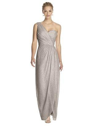 Special Order Dessy Shimmer Bridesmaid Dress 2905LS
