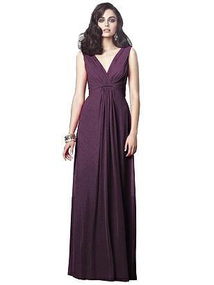 Special Order Dessy Shimmer Bridesmaid Dress 2907LS